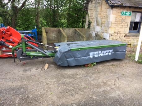 Fendt SLICER - 2.4m Disc Mower - BRAND NEW