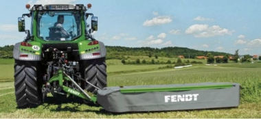 Fendt - SLICER - 2.8m Disc Mower - BRAND NEW
