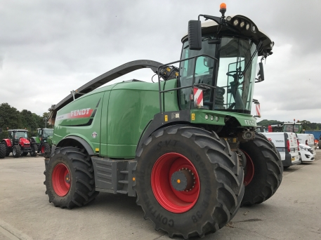 Fendt Katana 85 Forage Harvester