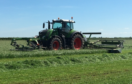Fendt SLICER 9314 TLKCB TRIPLE MOWER - Ex Demo