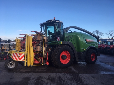 Fendt Katana 65 Forage Harvester - Ex Demo