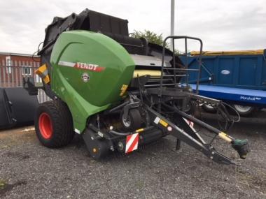 Fendt - Baler 4180V Xtra - Cutter - Round Baler - Ex Demo