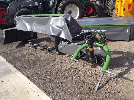 Fendt Slicer 2460 ISL Disc Mower - Brand New