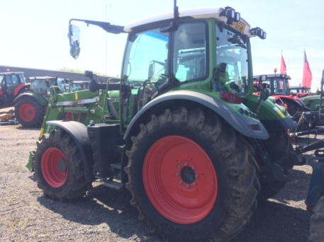 Fendt - 312 & CARGO 4X/75 COMPACT LOADER - photo 2