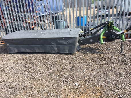 Fendt Slicer 2870 ISL Disc Mower - Brand New