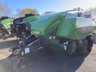 Fendt - 1290 Tandem Packer Baler - Brand New