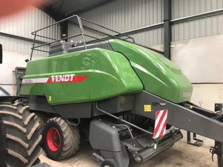 Fendt 12130 - Tandem Axle - Big Square Baler