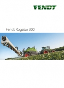 Fendt Rogator RG300 Trailed Sprayer Brochure