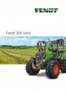 Fendt 300 Brochure