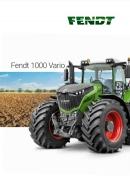 Fendt 1000 Brochure