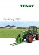 Fendt Cargo T955 Telehandler Brochure