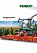 Fendt Katana 65-85 Forage Harvester Product Brochure