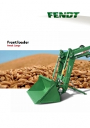 Fendt Cargo Tractor Loaders Brochure
