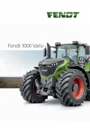 Fendt 1000 series brochure