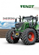 Fendt 900 series brochure