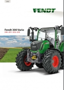 Fendt 300 series brochure