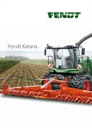 Fendt Katana 65 & 85 Forage Harvester brochure