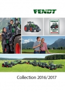 Fendt Merchandise Brochure