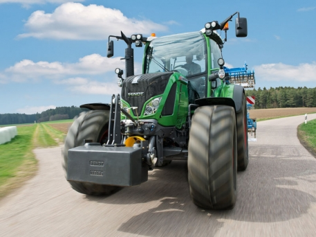 Fendt - 516 SCR Vario - photo 1
